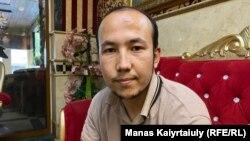 30-летний Мухаммед Хасан — один из 35 казахов, которых доставили домой из Афганистана, где правил «Талибан». Алматы, 10 сентября 2021 года
