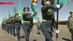 Азия: боевой парад в Казахстане и узбекские журналисты на свободе