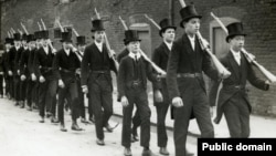 Мобилизация во время Первой мировой войны