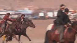 'Goat Grabbing' In Afghanistan