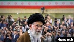 حضور رهبر جمهوری اسلامی در انتخابات ریاست جمهوری اردیبهشت ۹۶