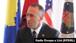 Ramuš Haradinaj, lider Alijanse za budućnost Kosova
