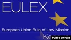 Kosovo - logo of EULEX (EU mission in Kosovo), undated