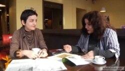 Գրողն ու իր իրականությունը. Հասմիկ Սիմոնյան