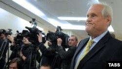 Спеціальний представник ОБСЄ на переговорах у Мінську Мартін Сайдік (архівне фото)