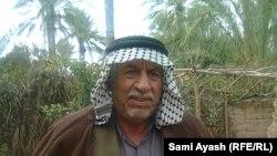 المزارع عبد الله الجبوري