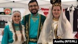 Фестивальдә катнашучы татарлар