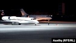Kazanyň aeroporty, 18-nji noýabr, 2013.
