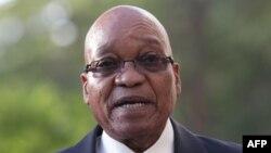 Predsjednik Južne Afrike Jacob Zuma