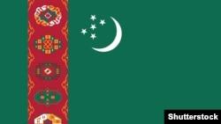 بیرق ملی ترکمنستان