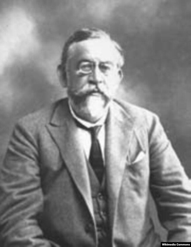 Татарский просветитель Юсуф Акчура (1876-1935) считается одним из идеологов концепции туранизма позднеосманского периода