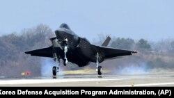 Polşaya F-35A Lightning II qırıcı təyyarələri 2024 və 2030-cu illər arasında çatdırılacaq
