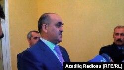 Министр труда и социальной защиты населения Азербайджана Салим Муслимов
