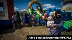 Ораза-байрам в Крыму, архивное фото