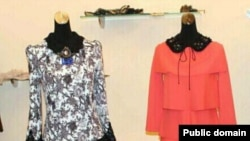 Одежда казахстанских дизайнеров. Иллюстративное фото.
