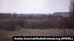 Краєвиди Донбасу впритул до лінії фронту, селище Новотошківське, Луганська область