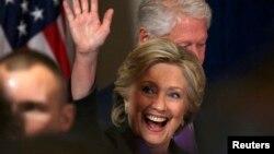 Ҳиллари Клинтон.