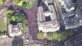 Protest protiv Brexita u Londonu