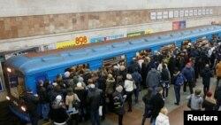 Ілюстративне фото: у київському метро