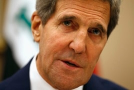 "U.S. Secretary of State John Kerry: ""Moral obscenity"""