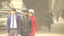 Таджикистан оказался во власти пыльной бури
