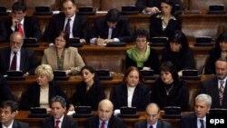 Beograd - ovo je bila prva sednica novoizabranog srpskog parlamenta