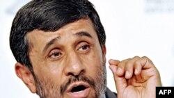 Iranian President Mahmud Ahmadinejad.