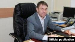 Ильвир Сагитов (официальное фото МВД)