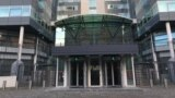Hague - Special Court building that will hold sessions regarding war crimes in Kosovo
