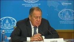 """Лавров указал на стремление США злоупотребить форматом """"С5+1"""" в Центральной Азии"""