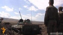 Անօդաչու թռչող սարքեր հայ ռուսական զորավարժանքին