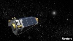 NASA-nın Kepler kainat gəmisi