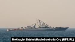 Российский фрегат «Ладный» (архив)
