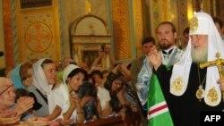 Patriarhul rus Kirill la Odessa