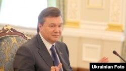 Віктор Янукович на засіданні Ради вітчизняних та іноземних інвесторів, Київ, 23 червня 2011 року