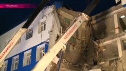 В Омске обрушилось здание казармы ВДВ, погибли 23 человека