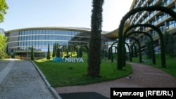 Готель «Mriya Resort & SPA» в Ялті
