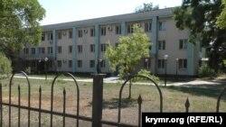 Городская больница Армянска, август 2020 года. Иллюстрационное фото