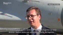 Vučić o tajnosti ugovora sa ruskom stranom