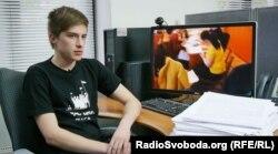 Активіст громадського руху «Відсіч» Максим Ковбик
