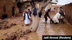 آرشیف/ تصویر جنبۀ تزئینی دارد و ولسوالی انجیل هرات میباشد./ Source: Jalil Ahmad (Reuters)