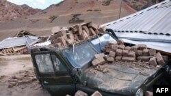 Заминларзаи шадиди соли гузашта дар минтақаи Нури Қирғизистон боиси марги 74 нафар гардид