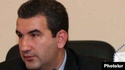 Տնտեսական մրցակցության պաշտպանության պետական հանձնաժողովի նախագահ Արտակ Շաբոյան