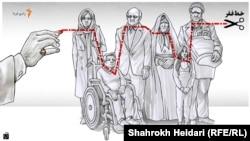 فرداکاتور--طرح از شاهرخ حیدری