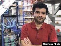 پدرام روشن، پژوهشگر ایرانی عضو تیم کوانتوم گوگل