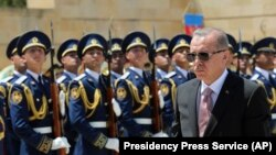 Recep Tayyip Erdogan. Arxiv Fotosu
