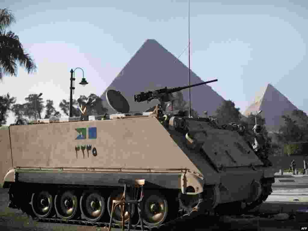 مصر، قاهره / ۳۱ ژانویه ۲۰۱۱