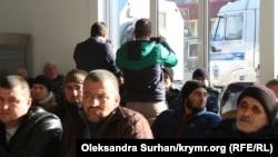 «Qırım birdemliginiñ» Sudaqtaki toplaşuvı, 2018 senesi yanvar ayı