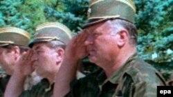 Arhivski snimak: Ratko Mladić