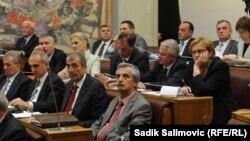 Poslanici crnogorske skupštine, ilustrativna fotografija